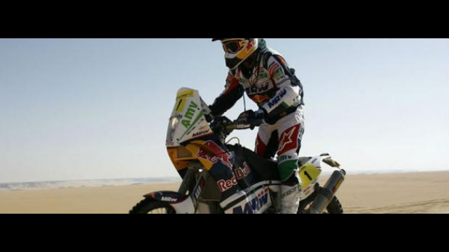 Pharaons Rally 2011: Stage5 a Coma