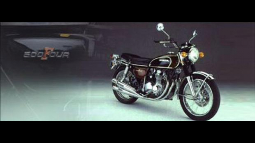Honda CB500 Four - In medio stat virtus