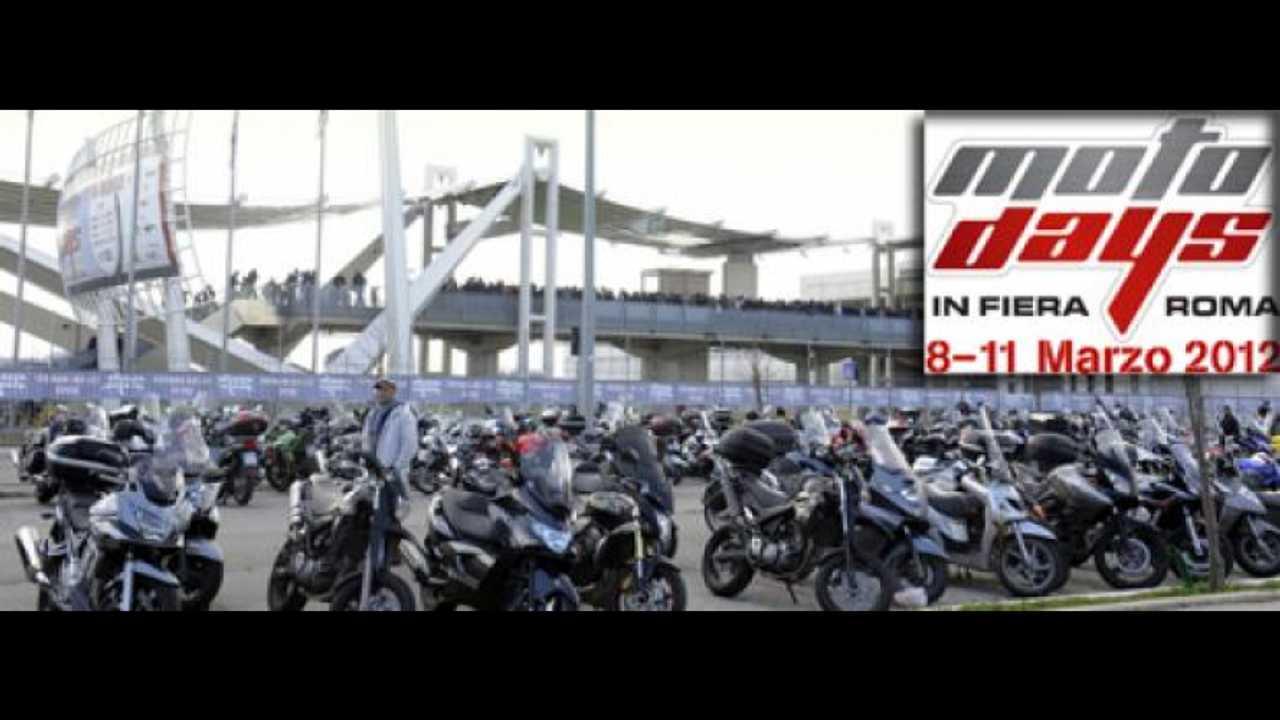 Motodays 2012: Suzuki presenterà la Inazuma