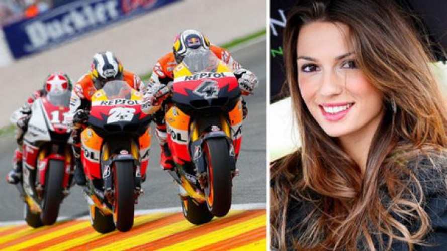 MotoGP 2012: week-end a Valencia