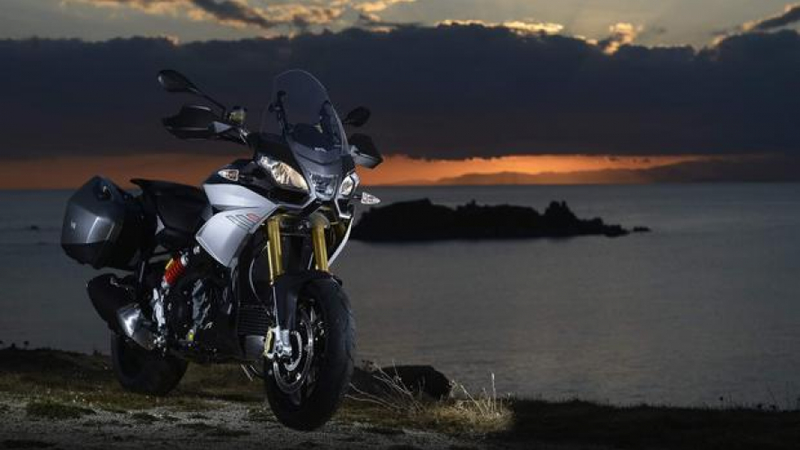 Aprilia Caponord 1200 - VIDEO TEST