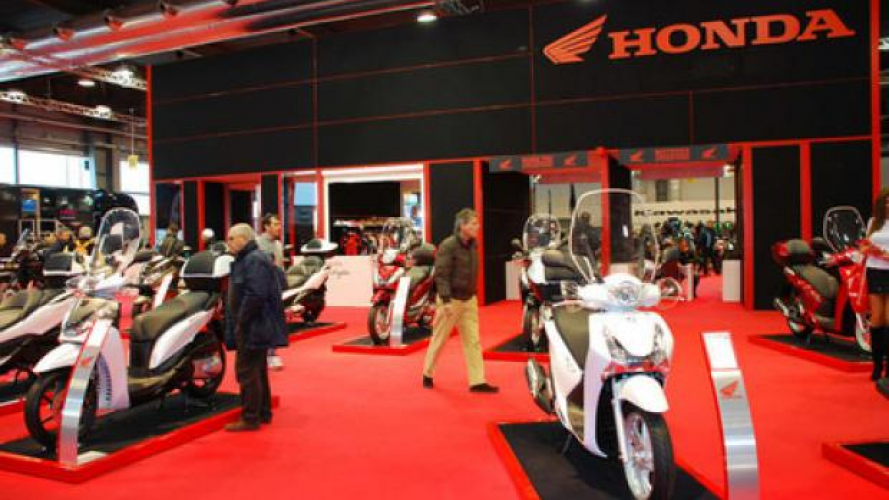 Honda al Motor Bike Expo 2013