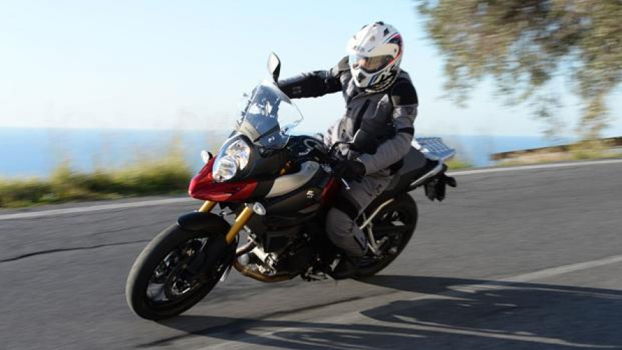 Suzuki V-Strom 1000 ABS – VIDEO PROVA
