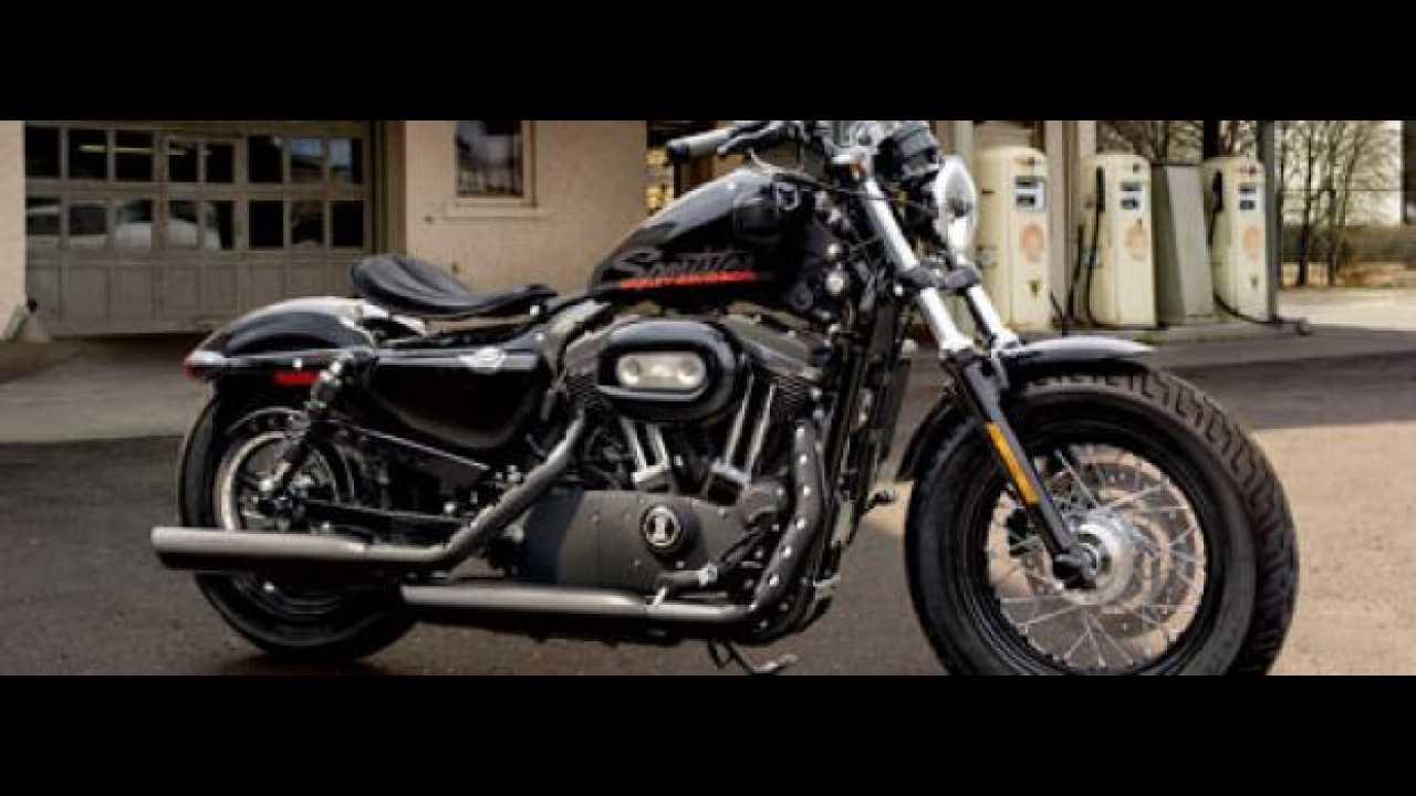 Harley-Davidson Sportster Forty-Eight 2010