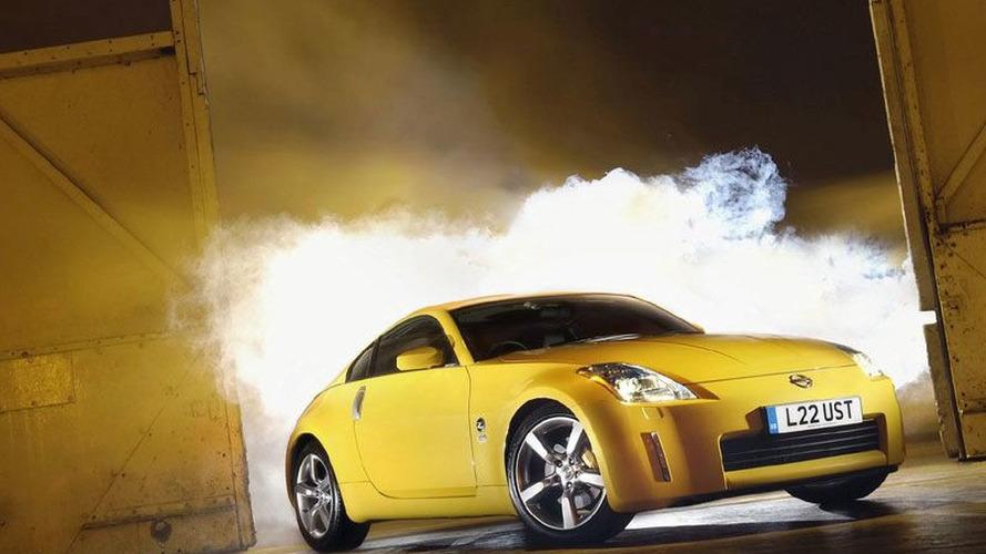 Nissan's Real Gran Tourismo 350Z Racer