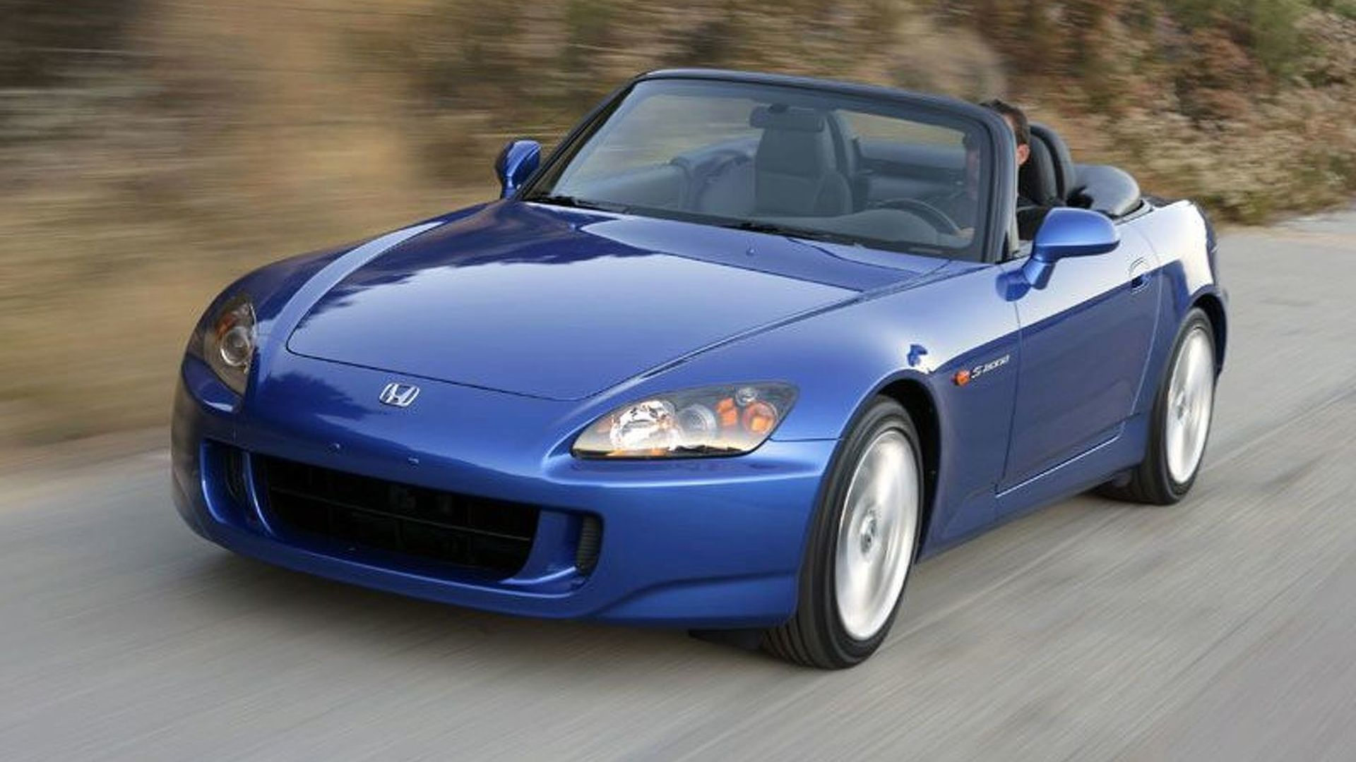 Honda S2000 Reportedly Coming Back With Civic Type R Engine