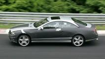 Mercedes CL 63 AMG Spy Photos