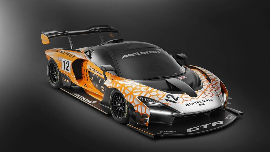 McLaren Senna GTR Production Version Coming February 15?