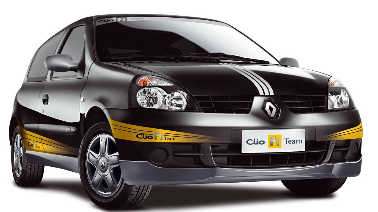 Renault Clio II F1 Team