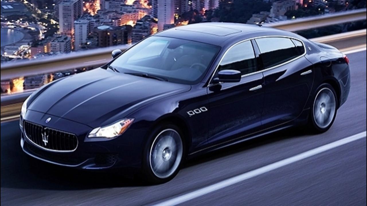 [Copertina] - Maserati Ghibli, Quattroporte e Levante, 50.000 richiami negli USA