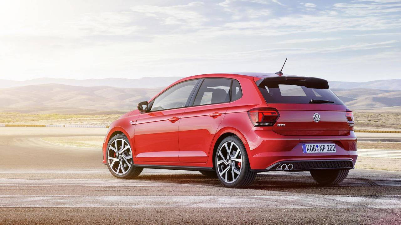 200 CV: Volkswagen Polo 2018