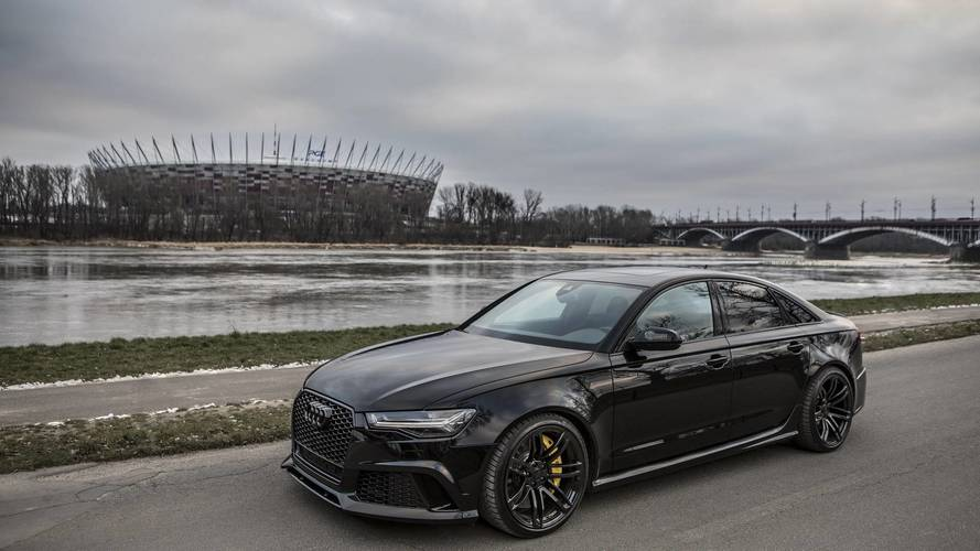 Unofficial Audi RS6 Sedan