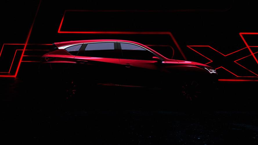 Acura RDX, la terza generazione promette grandi novità
