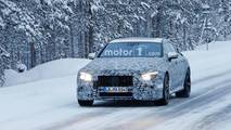 Mercedes-AMG GT Sedan Winter Spy Photos