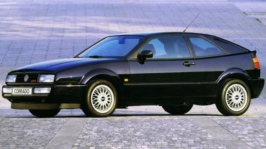 1988 Volkswagen Corrado: герой своего времени
