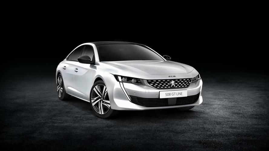 Peugeot 508 Hybride - Jusqu'à 300 ch