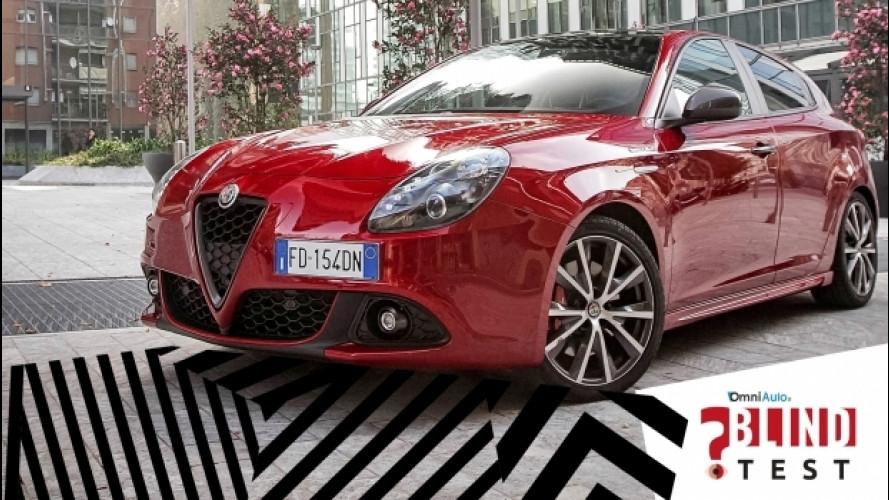 Alfa Romeo Giulietta, la prova