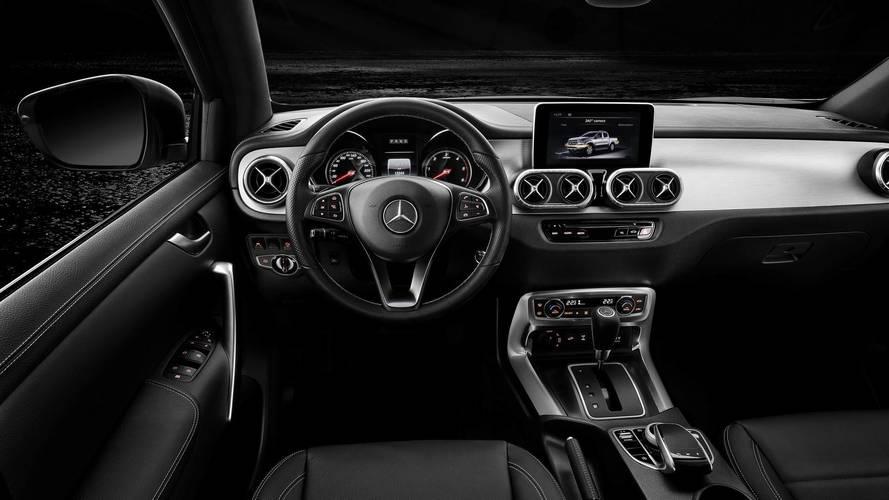 2018 Mercedes X350d 4Matic