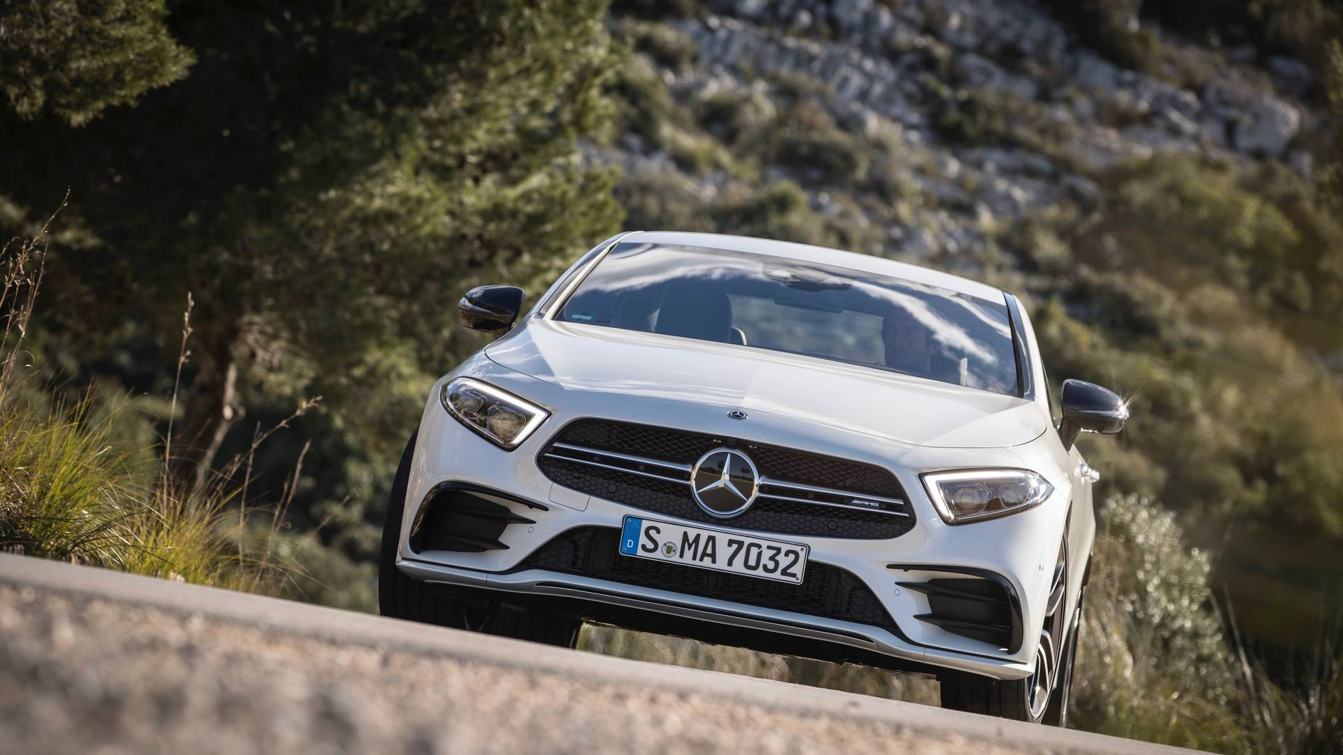 2018 Mercedes Amg Cls 53 4matic First Drive Amg Lite A Talented