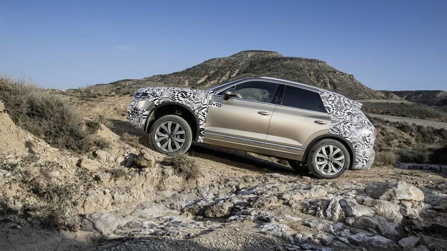 Le nouveau Volkswagen Touareg en montre un peu plus !