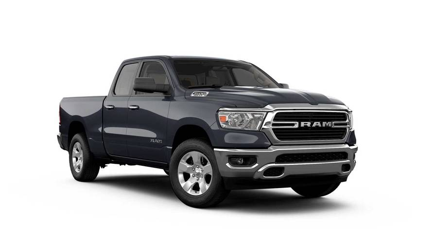 2019 Ram Lone Star Edition Debuts In Dallas