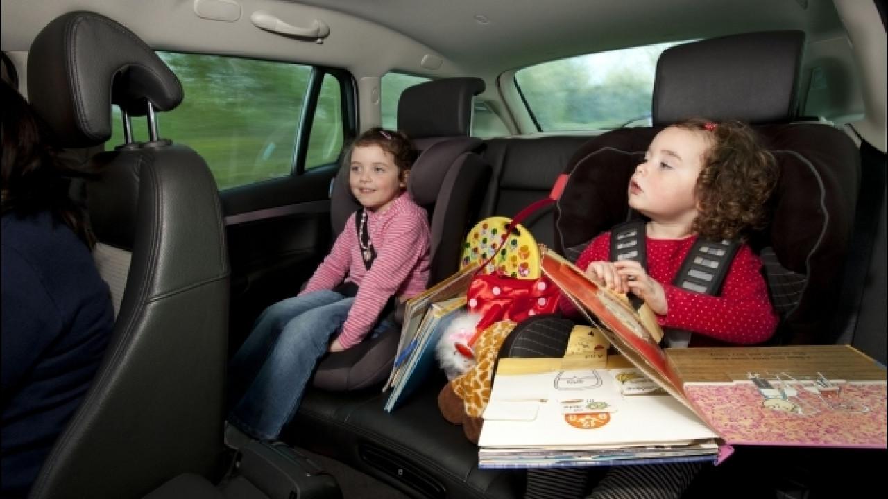 [Copertina] - I giochi in auto per intrattenere i bambini