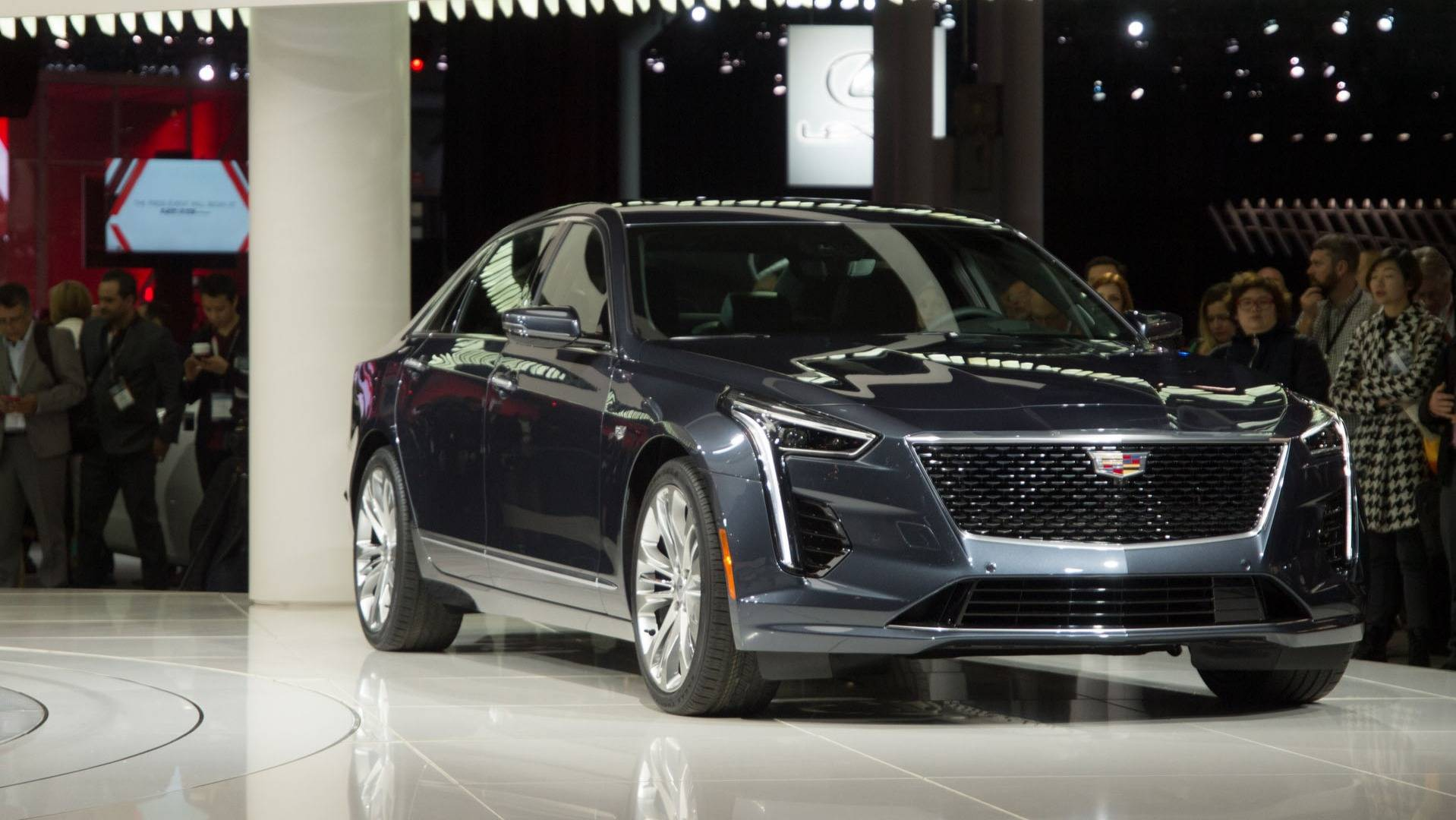 Cadillac Kills CTS-V, CT6 V-Sport Will Become Full Fledged ...