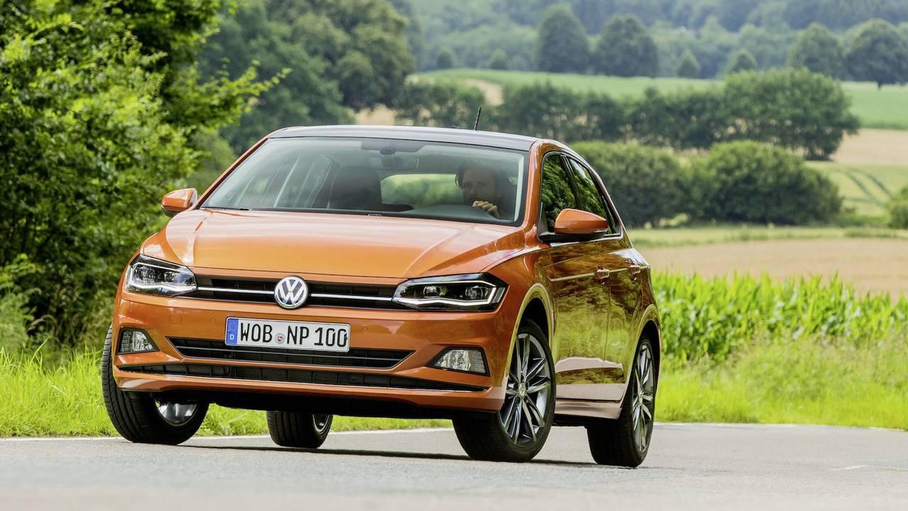 2018 World Urban Car: Volkswagen Polo