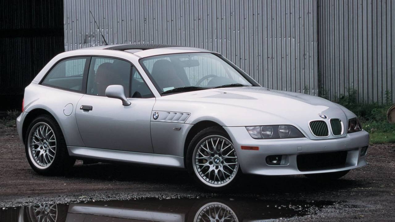 BMW Z3 Coupe: Clownshoe