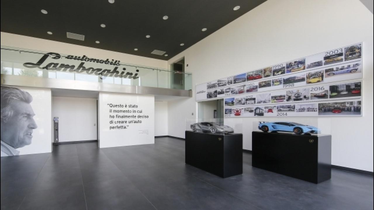 [Copertina] - Lamborghini Road Monument, un concorso per la città
