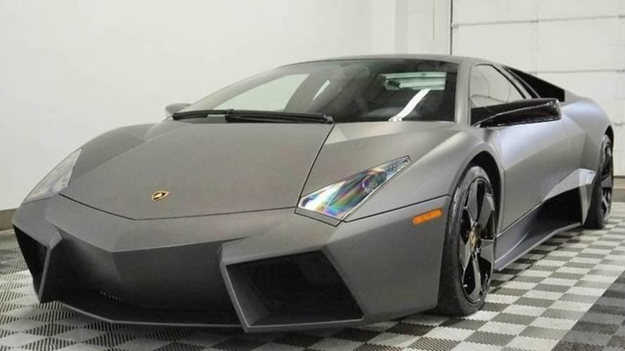 La toute dernière Lamborghini Reventón est à vendre !