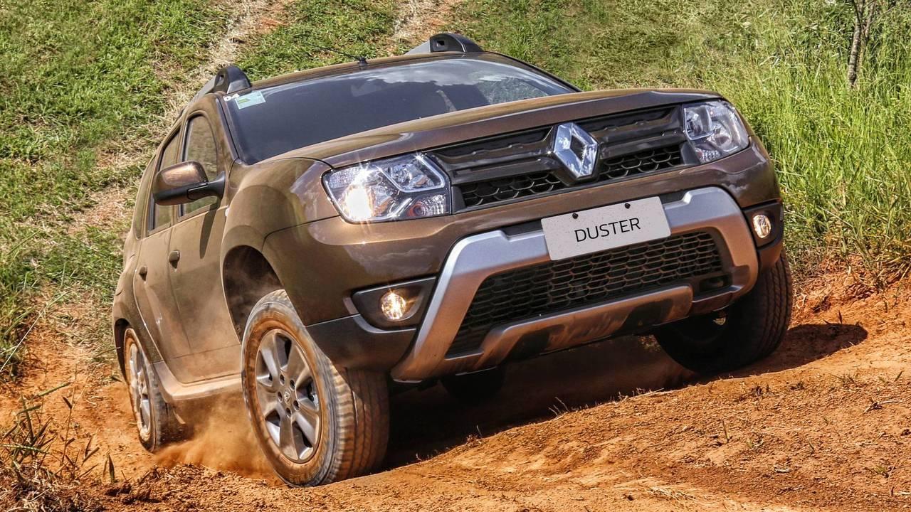 Renault Duster Dynamique 2.0 - R$ 89.290