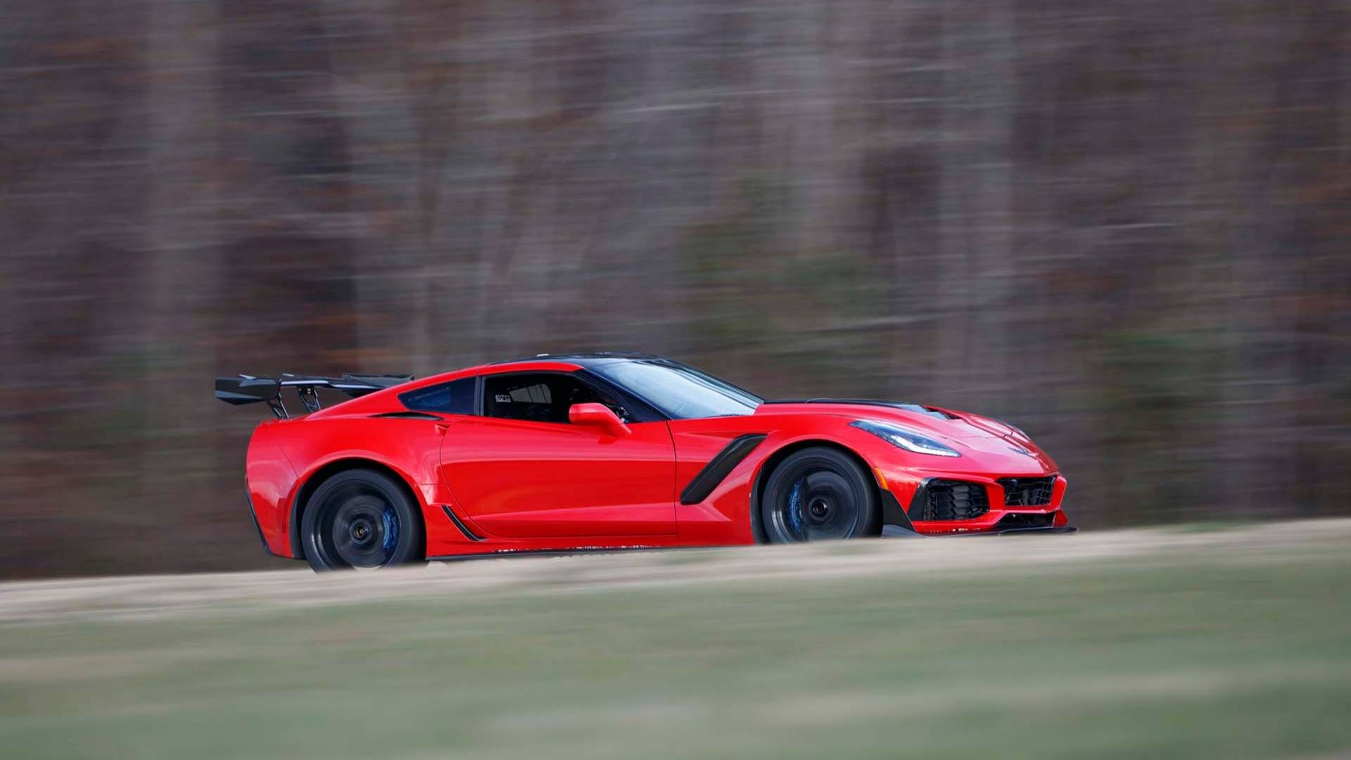 Corvette Zr1 Laps Ring In 7 12 911 Gt3 Rs Beats It At 6 56