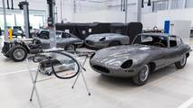 Inside Jaguar Land Rover Classic Works