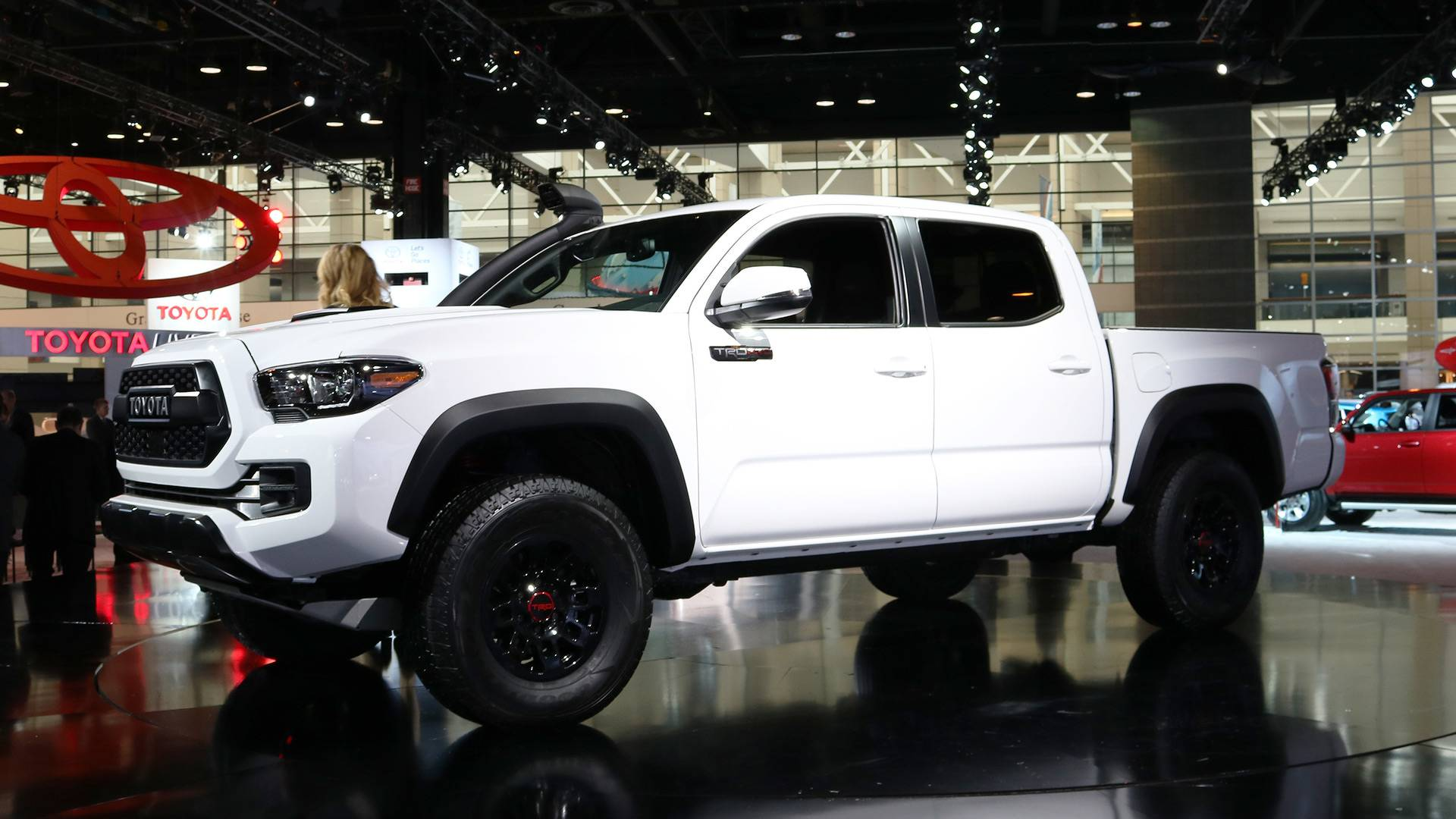 7 Things To Know About Toyota S Newest Trd Pro Trucks