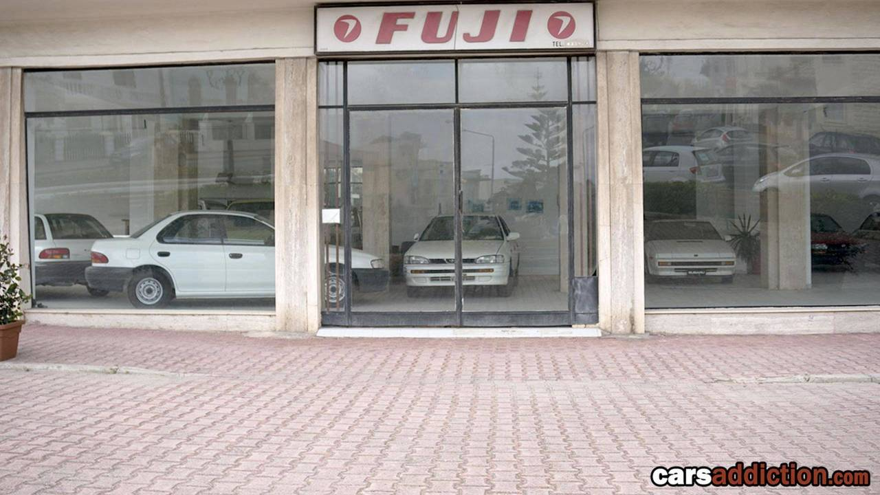 Abandoned Subaru Dealer In Malta