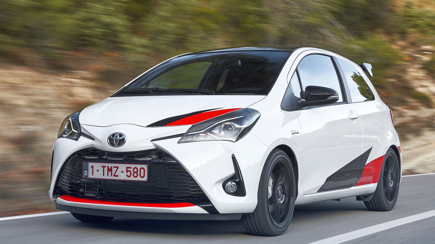 Test: Toyota Yaris GRMN (2018)