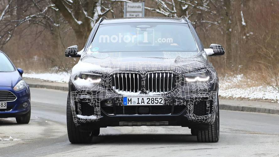 Flagra BMW X5 2019