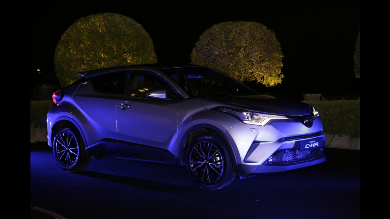 "Toyota C-HR, la premiazione per ""King of The Flow"" 001"