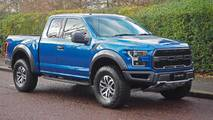 Ford F-150 Raptor RHD