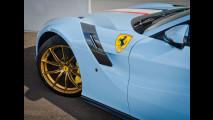 Ferrari F12tdf Azzurro La Plata