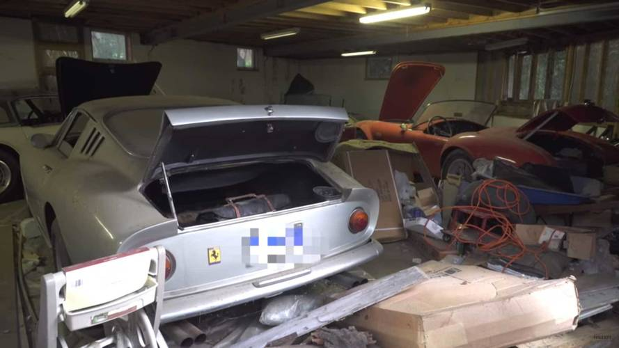 Amazing Ferrari 275 GTB, Shelby Cobra Barn Find Worth $4M