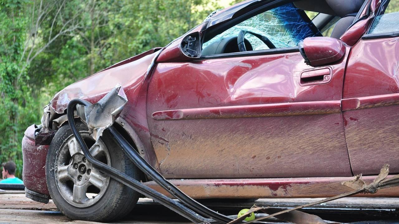 Incidente d'auto grave