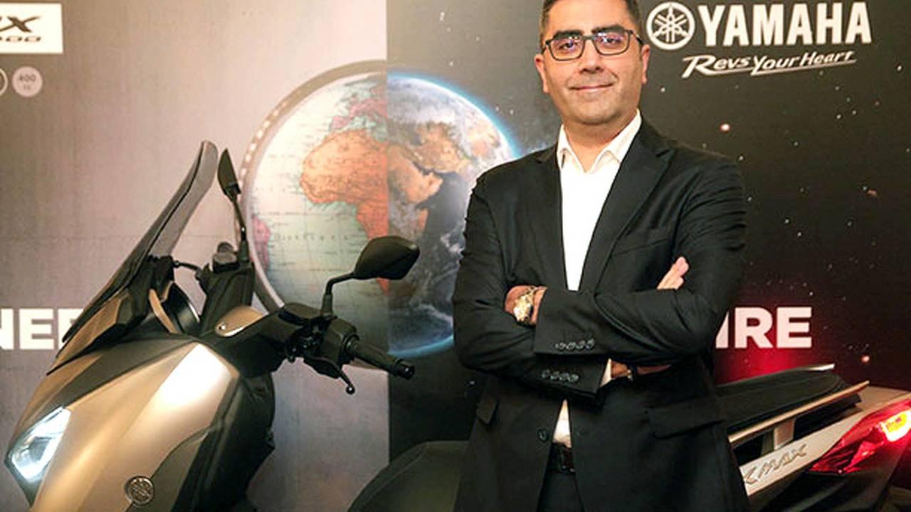 Yamaha Genel Müdürü Bora Cansever