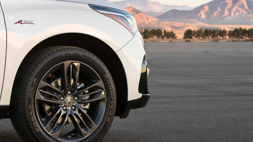 Acura Teases Sporty RDX A-Spec SUV For New York Auto Show