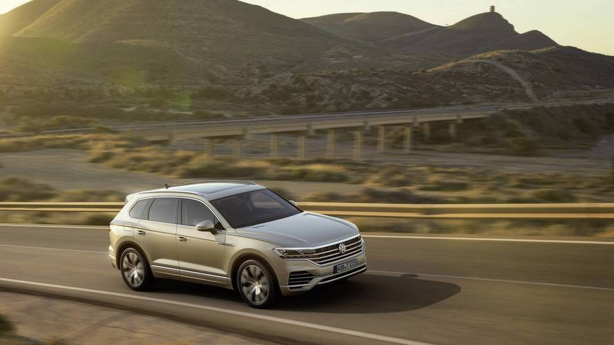 2018 Volkswagen Touareg First Drive The Crown Jewel