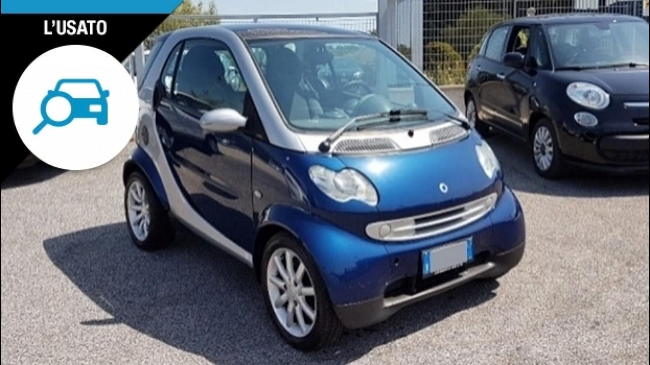 [Copertina] - Smart fortwo, i prezzi dell'usato sono mini come l'auto
