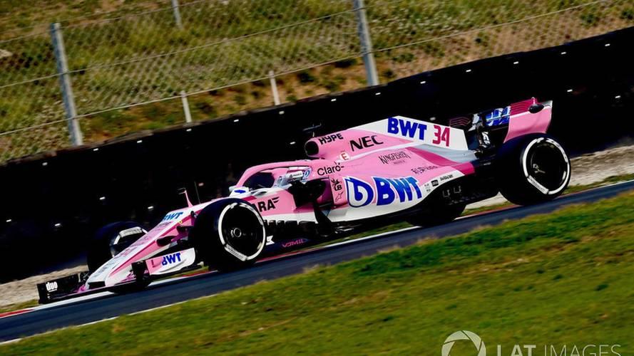 Así sería la parrilla de la F1, tras la primera semana de test