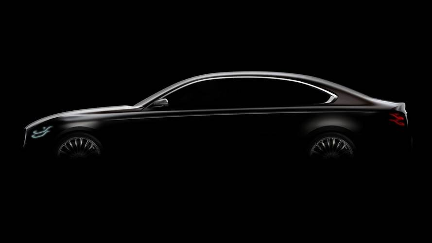 2019 Kia K900 Shows Its Elegant Profile In First Teaser [UPDATE]