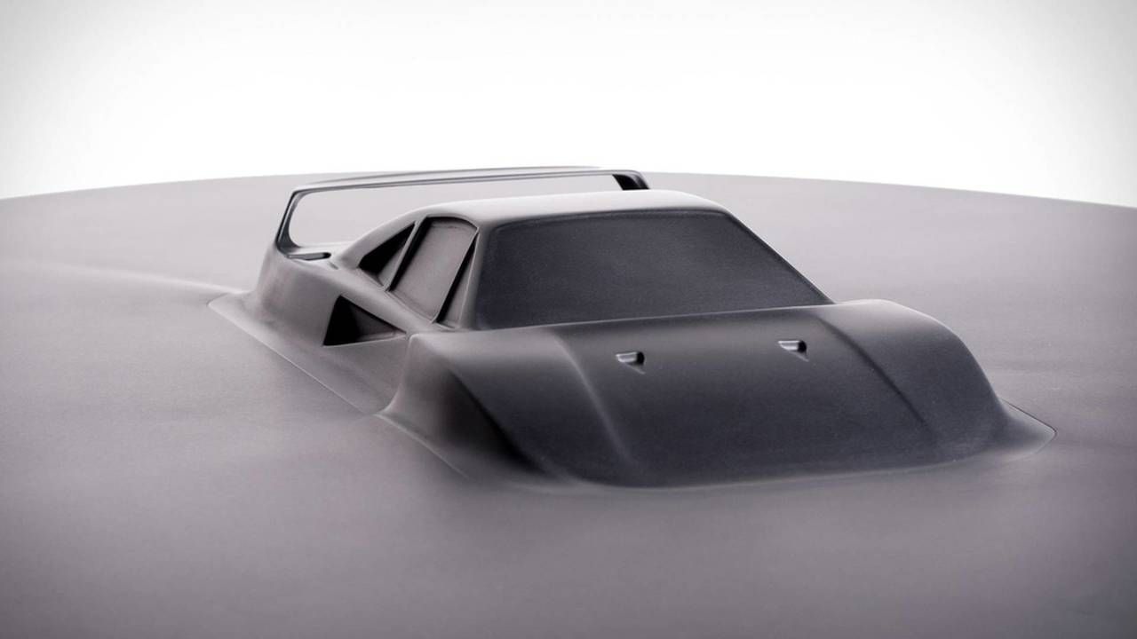 Discommon Ferrari F40 Coffee Table
